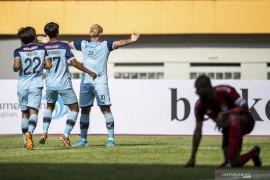 Jacksen Tiago kecewa Persipura dikalahkan 10 pemain Persela