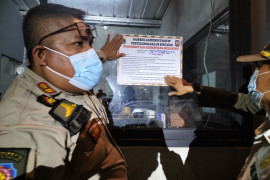 Satpol PP Jakarta Barat temukan dua kafe langgar prokes saat sidak