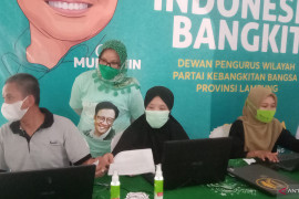 PKB dan Pemkab Lampung Timur gelar vaksinasi di Pondok Pesantren Darussalam Braja Dewa  Page 4 Small