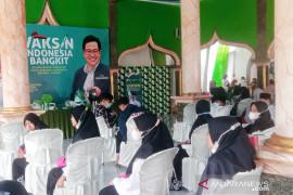 PKB dan Pemkab Lampung Timur gelar vaksinasi di Pondok Pesantren Darussalam Braja Dewa  Page 2 Small