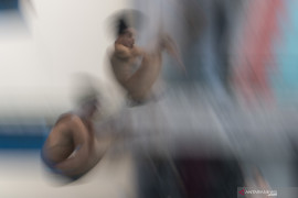 Latihan Atlet Loncat Indah Sumsel Jelang PON Papua Page 4 Small