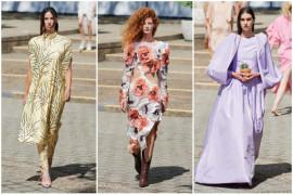Rodarte terjemahkan kebebasan bergerak melalui fesyen