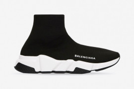 Cara bedakan Balenciaga Speed Trainers asli dan palsu