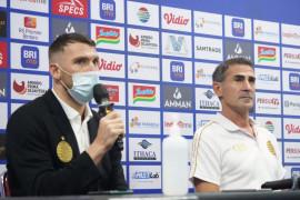 Alessio: tim sekelas Persija tak pantas imbang setelah unggul dua gol