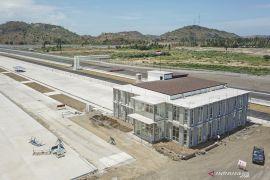 Pembangunan fasilitas pendukung Sirkuit Mandalika