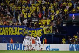 Gosens selamatkan Atalanta dari kekalahan lawan 10 pemain Villarreal