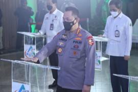 Percepat Penanggulangan Karhutla, Kapolri Launching ASAP Digital Nasional