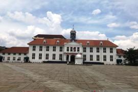 Wisata Kota Tua dibuka sementara hanya untuk warga yang berolah raga