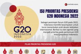Isu prioritas Presidensi G20 Indonesia 2022