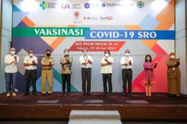 SRO ajak investor pasar modal transaksi di Hari Palang Merah Indonesia