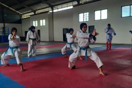 Karate Sumbar evaluasi hasil uji tanding jelang berangkat PON Papua