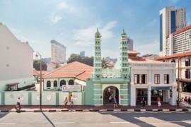 """8 kegiatan ramah muslim di """"Chinatown"""" Singapura"""
