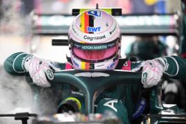 Aston Martin pertahankan tandem Vettel-Stroll untuk F1 2022