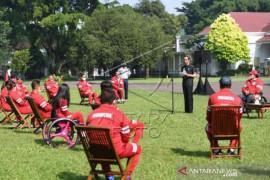 Presiden Menerima Atlet Paralimpiade Tokyo Page 1 Small