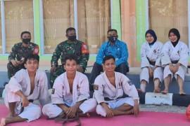 NTB menargetkan dua medali emas kempo di PON Papua