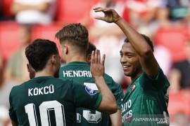 PSV harus relakan posisi puncak selepas dipecundangi Feyenoord