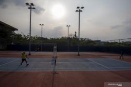 Latihan Atlet Tenis Lapangan Sumatera Selatan Page 1 Small