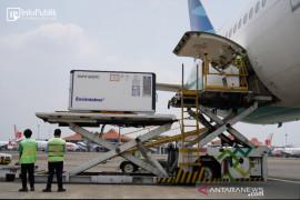 Indonesia receives five million Sinovac vaccine doses