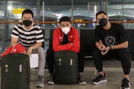 38 anggota timnas bulu tangkis Piala Sudirman bertolak ke Finlandia