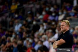 Ronald Koeman: Barcelona sedang masa transisi, mohon bersabar