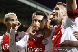 Ajax lanjutkan pesta gol di kandang Fortuna Sittard