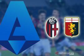 Dua penalti larut warnai hasil imbang Bologna kontra Genoa