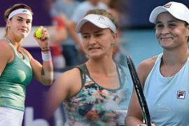 Barty, Sabalenka, dan Krejcikova lolos kualifikasi WTA Finals 2021