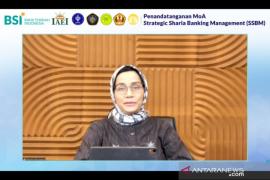Sri Mulyani: DPK bank syariah tumbuh lebih tinggi dari konvensional