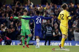 Carabao Cup: Chelsea depak Aston Villa lewat drama adu penalti