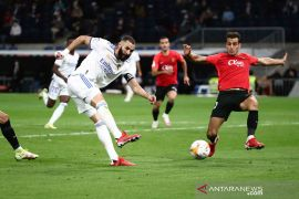 LaLiga: Pesta gol Real Madrid ke gawang Mallorca