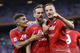 Klasemen Liga Italia: Napoli yang sempurna cengkeram puncak