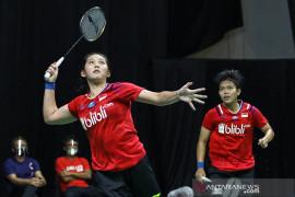 Kemenangan ketat Siti Fadia/Ribka menangkan Indonesia 4-1 atas Prancis