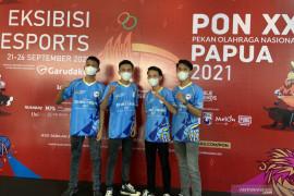 Sulawesi Tenggara gondol emas di ekshibisi esport Free Fire PON Papua