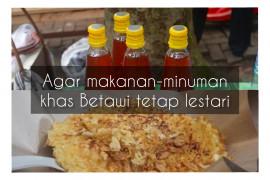 DKI Jakarta tak punya buah tangan makanan-minuman ikonik? (2)