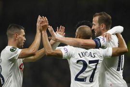 Europa Conference League:  Harry Kane cetak hattrick saat Tottenham kalahkan Mura
