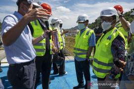 Kunjungan Kerja Komisi VII DPR ke PLTA Sulewana di Poso  Page 3 Small