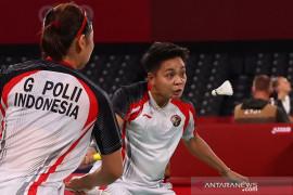 Greysia/Apriyani dihadang wakil China di perempat final Denmark Open 2021