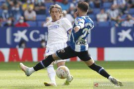 Liga Spanyol:  Espanyol vs Real Madrid
