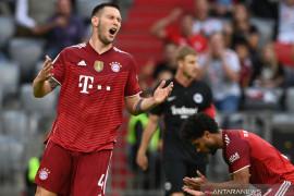 Frankfurt berikan Bayern kekalahan perdana di Bundesliga musim ini