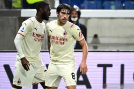AC Milan menang 3-2 di kandang Atalanta