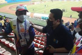 Menteri BUMN Erick Thohir bersama atlet PON Papua Page 1 Small