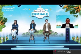 Traveloka EPIC Sale diharap gerakkan ekonomi masyarakat