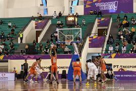 Semifinal bola basket PON Papua dan potensi kejutan kuda hitam