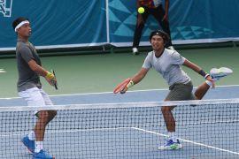 """Tenis ganda campuran PON Papua pertemukan """"All Jatim Final"""""""