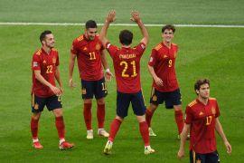 Kalahkan Italia 2-1, Spanyol melaju ke final UEFA Nations League