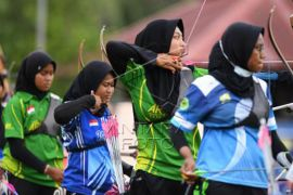 Kualifikasi panahan 30 meter nasional putri Page 1 Small
