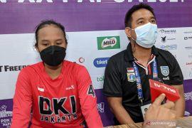 Pelatih: kesalahan kecil buat basket putri Jakarta kalah di semifinal