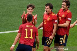 UEFA Nations League: Dua gol Ferran Torres bawa Spanyol ke final