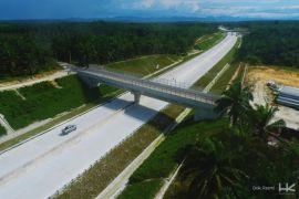 Hutama Karya optimistis Tol Pekanbaru-Bangkinang fungsional akhir 2021