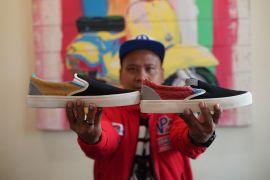 """Rayakan satu dekade, Scooter VIP gandeng SKO Shoes rilis """"sneakers"""""""